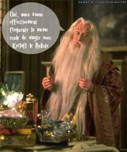 kerlaft dumbledore