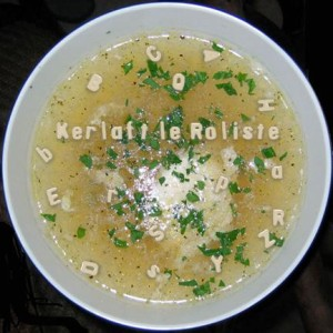 kerlaft le roliste soupe