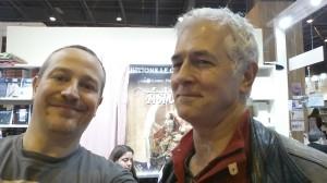 Didier Guiserix et Kerlaft