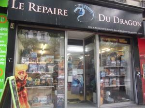 Le Repere du Dragon 01