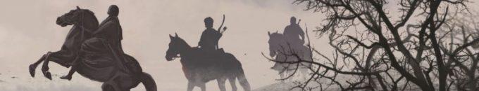 Chevaliers dans la brume