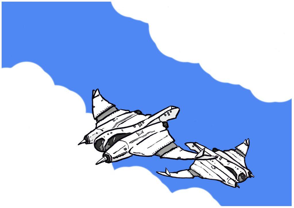 vaisseaux jeu de rôle stargate sg1